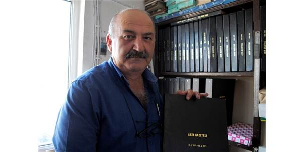 Türkiye'de İlk Kez Bir Yerel Gazete 48 Yıllık Arşivini Erişime Açtı