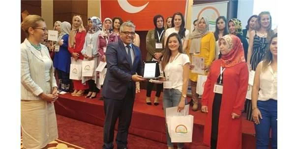 Kadın Girişimciler Ödüllerini Aldılar