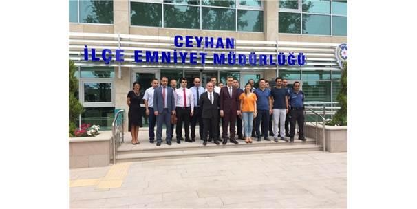 Başsavcı Günüç Ve Savcılar Tırnaksız'ı Ziyaret Etti