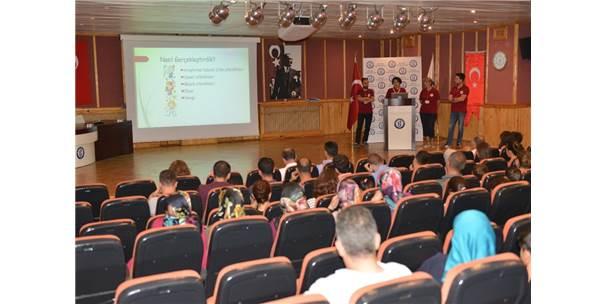 Bartın Üniversitesi Bilim Ve Sanat Kampı Düzenledi