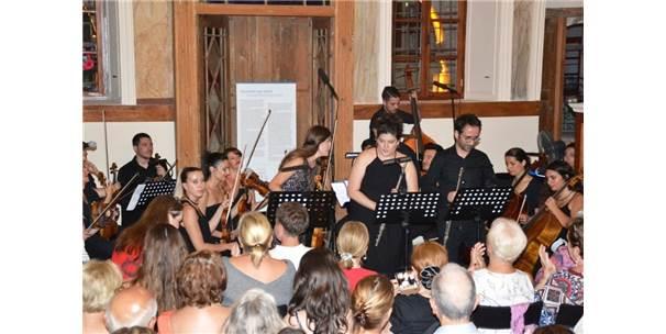 Ayvalık'ta Aima'nın 5. Müzik Festivali Heyecanı