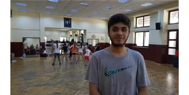 Türkiye Hiphop Şampiyonu Zeki Gündüz, Dünya Şampiyonası'na Hazırlanıyor