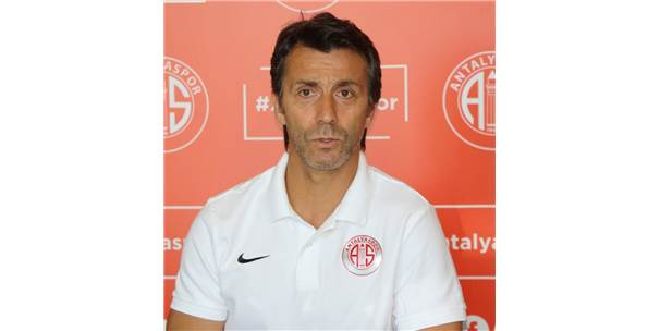 Antalyaspor, Mossoro'yu Bekliyor