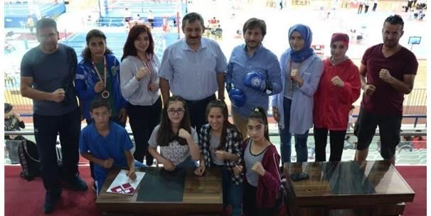15 Temmuz Şehitleri Anısına Kickboks Turnuvası