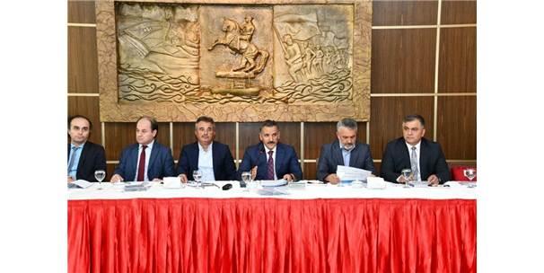 Samsun'daki Osb Ve Küçük Sanayi Sitelerinde 32 Bin Kişi Çalışıyor