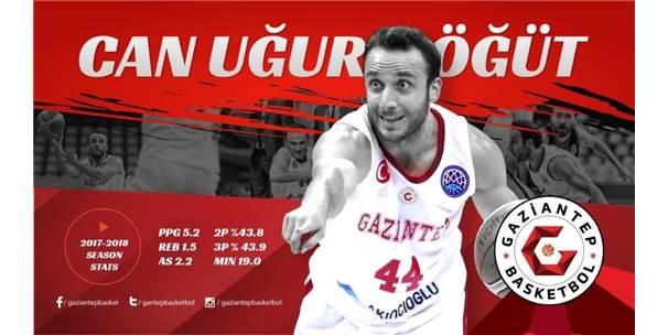 Gaziantep Basketbol'da İki Oyuncuyla Yeniden Anlaşma Sağlandı