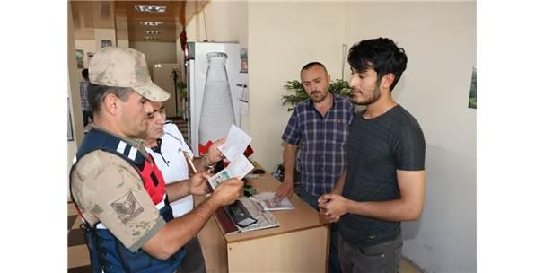 Tokat'ta Yabancılara Yönelik Huzur Uygulaması