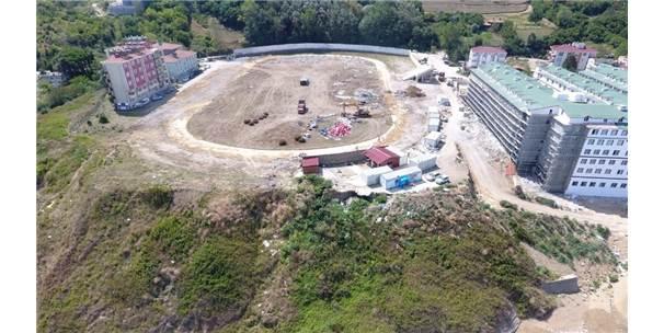 """Milletvekili Maviş: """"10 Bin Kişilik Bir Stadı Sinop'a Kazandırıyoruz"""""""
