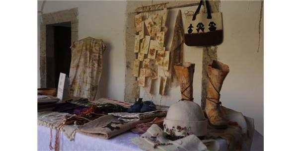 Tarihi Kervansaray'da Geleneksel El Sanatları Etkinliği Başladı