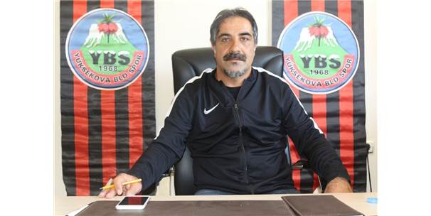 Yüksekova Belediyespor, Ziraat Türkiye Kupası Maçına Hazır