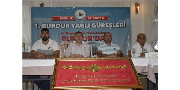 Burdur Belediyesi 1. Yağlı Güreşleri