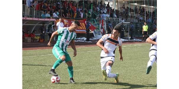Ziraat Türkiye Kupası'nda Kilis Belediyespor 2. Tura Çıktı