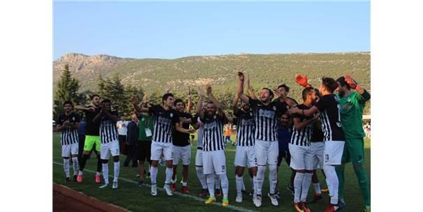 Ziraat Türkiye Kupası 1. Tur: Oğuzhanspor: 2 -Bigaspor:1