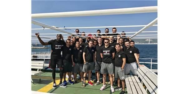 Gaziantep Basketbol Yeni Sezon Hazırlıklarına Devam Ediyor
