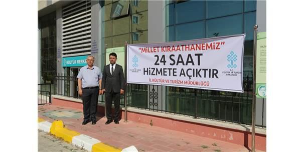 """Yozgat'ta """"Millet Kıraathanesi"""" Açılıyor"""