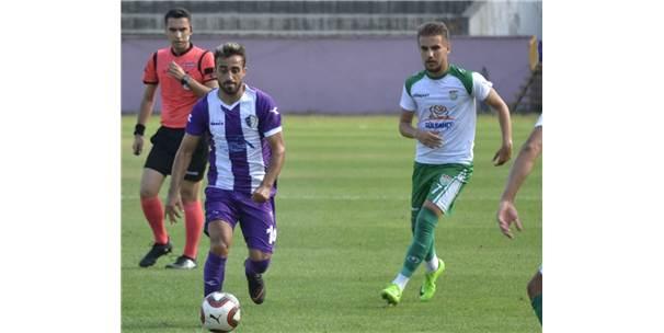 Tff 3. Lig: Yeni Orduspor: 0 - Kırşehir Belediyespor: 0