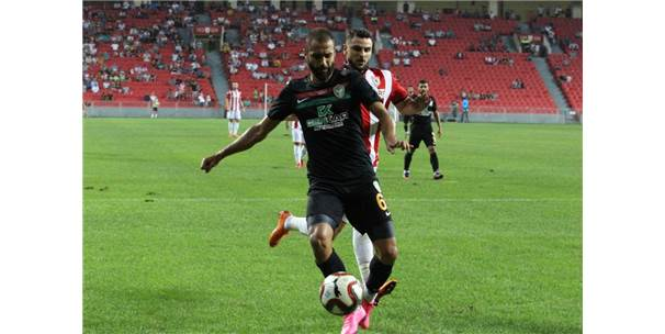 Tff 2. Lig: Samsunspor: 0 - Amed Sportif Faaliyetler: 0 (İlk Yarı Sonucu)