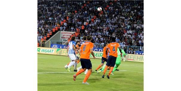 Spor Toto Süper Lig: Bb Erzurumspor: 0 - Medipol Başakşehir: 1