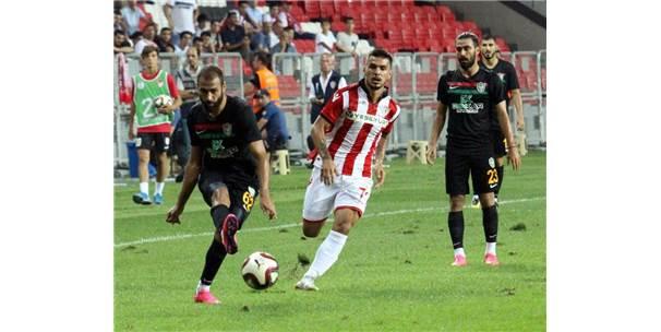 Tff 2. Lig: Samsunspor: 1 - Amed Sportif Faaliyetler: 0