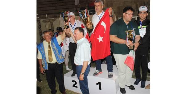 9. Aba Güreşleri Dünya Şampiyonu Türkiye Oldu