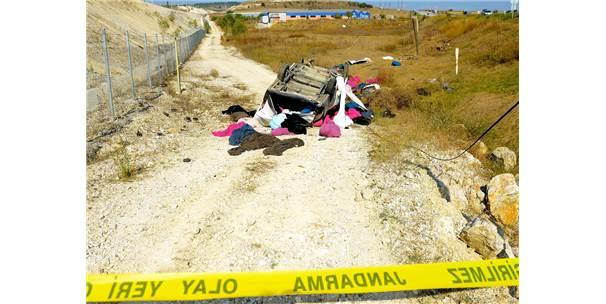 Eskişehir'de Trafik Kazası: 1 Ölü, 1 Yaralı