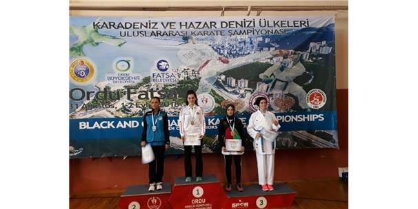 Diyarbakırlı Karateciler Madalya İle Döndü