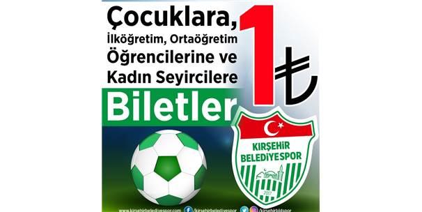 Kırşehir Belediyespor'dan Örnek Davranış