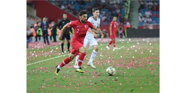 Uefa Uluslar B Ligi: Türkiye: 1 - Rusya: 2 (Maç Sonucu)