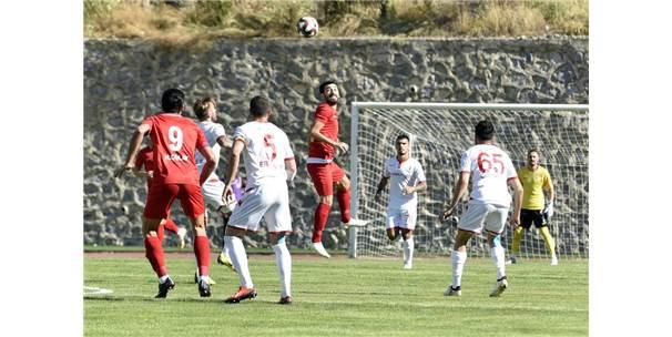 Tff 2. Lig: Gümüşhanespor: 1 - Samsunspor: 1
