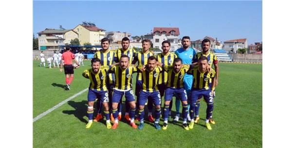 Tff 3. Lig: Fatsa Belediyespor : 1 - Bayburtspor İl Özel İdare Gençlik Ve Spor : 1