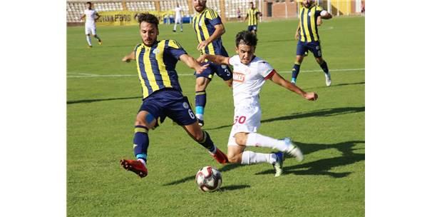 Tff 2. Lig: Tokatspor: 0 - Tarsus İdman Yurdu: 2