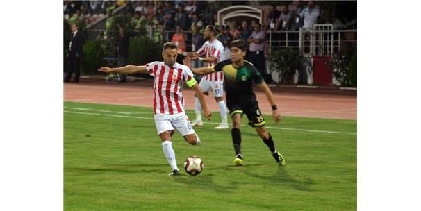 Tff 2. Lig: Kahramanmaraşspor: 1 - Şanlıurfaspor: 1
