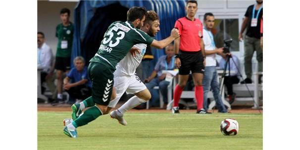 Tff 2. Lig: Fethiyespor 2- Konya Anadolu Selçukspor  2