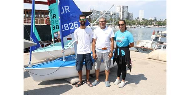 Bedensel Engelliler Yelken Milli Takımı, Dünya Şampiyonası'na Hazır