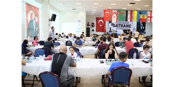 'Uluslararası Mersin Açık Satranç Turnuvası' Başladı