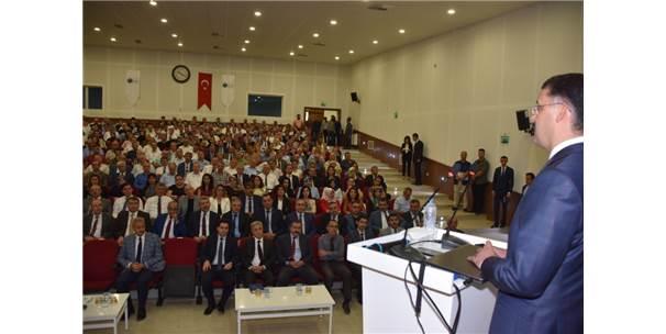 'Eğitimde Yeni Vizyon Kırıkkale' Projesi
