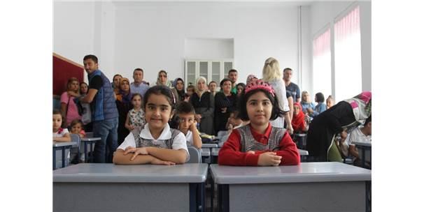 Çankırı'da Öğrencilerin 'Uyum' Heyecanı