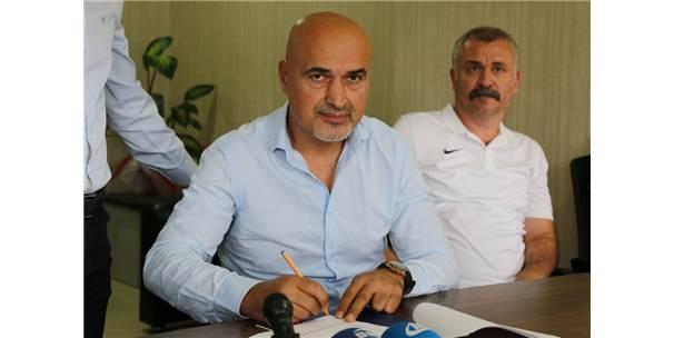 Levent Açıkgöz Karabükspor'a Geri Döndü