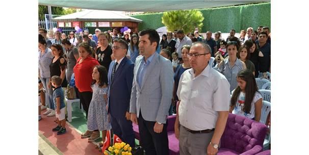 Ödemiş'te Yeni Eğitim-Öğretim Yılı İçin Tören Yapıldı