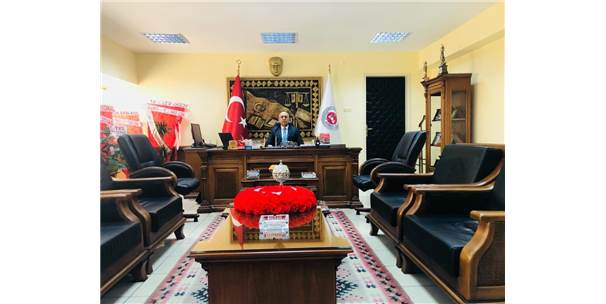 Başsavcı Ahmet Tekne Göreve Başladı
