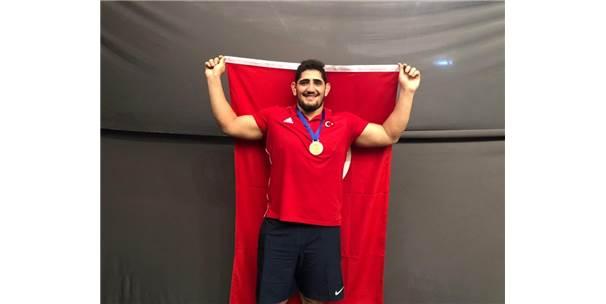 Milli Güreşçi Osman Yıldırım Dünya Şampiyonu
