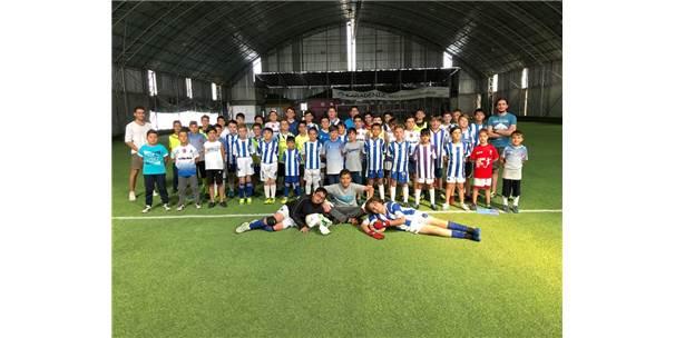 Palandöken Futbol Okulu 12 Yıldır Futbolcu Üretiyor