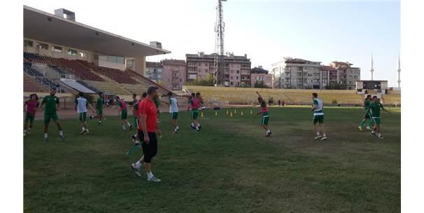 Yeşilyurt Belediyespor, Elbistan Belediyespor İle Hazırlık Maçı Oynayacak