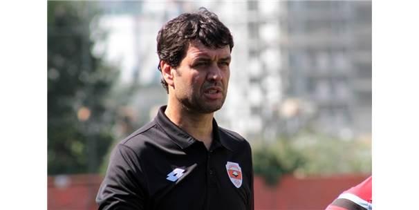 Adanaspor Teknik Direktörü Arslan Futbolcularına Güveniyor