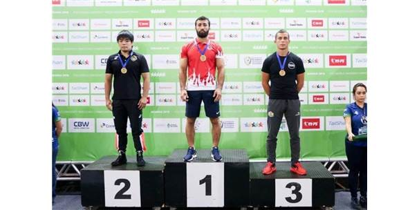 Bartın Üniversitesi 2 Dünya Şampiyonu Daha Çıkardı