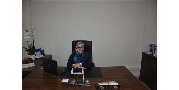Sinop'un İlk Bayan Müftü Yardımcısı Görevine Başladı