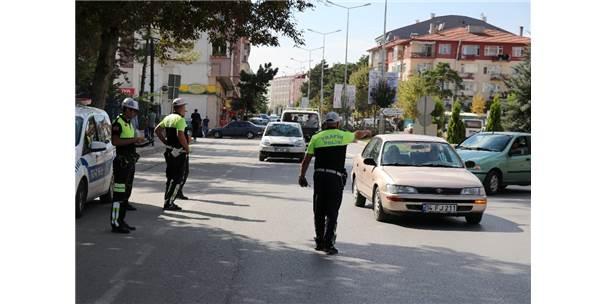 Bolu'da Emniyet Kemeri Uygulamasında Sürücülere Ceza Yağdı