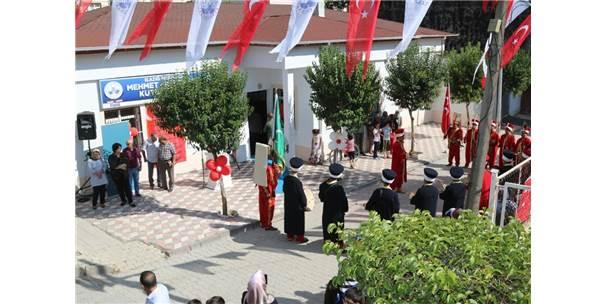 Elazığ'da Milli Şair Ersoy'un Adı Verilen Semt Kütüphanesi Açıldı