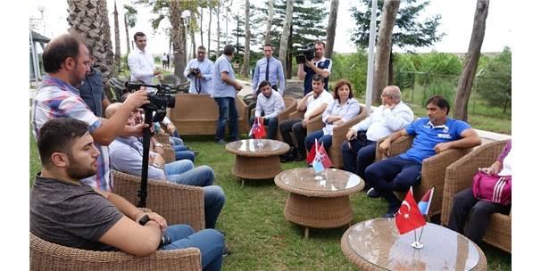 Trabzonspor, Aytemiz Alanyaspor Maçı Hazırlıklarını Sürdürdü