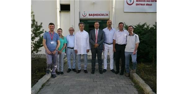 Erzincan'da 7 Yataklı Yoğun Bakım Ünitesi Daha Hizmete Girdi